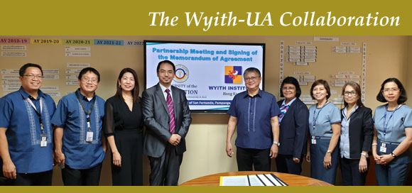 Wyith Institute™ and University of the Assumption enters into Memorandum of Agreement