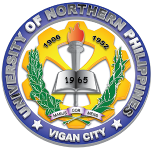 University of Northern Philippines Logo